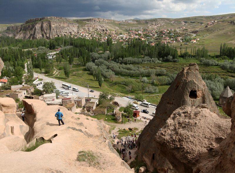 valleys of cappadocia turkey