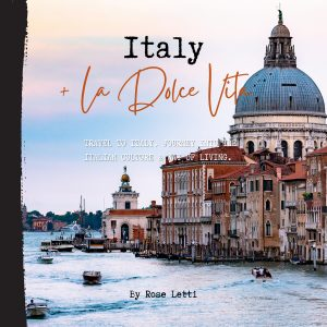 Italy by rose letti
