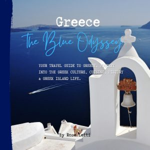 Greece travel guide by rose letti