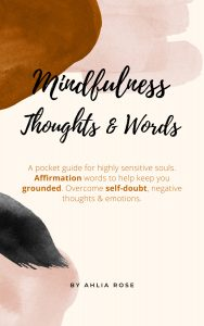 poetry book on mindfulness
